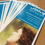Women's service leaflets
