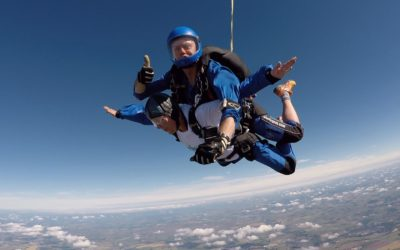 Skydive for Trinity