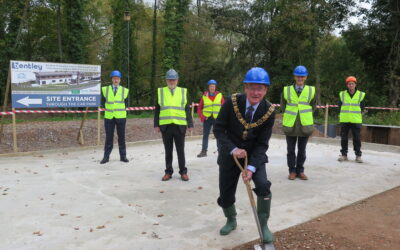 Trinity Winchester launches new Housing First Accommodation project 'UnderOneRoof@trinity'
